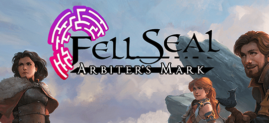 Fell Seal - Arbiter's Mark Logo