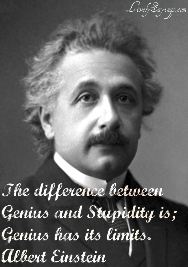 Collected Quotes Albert Einstein Moco-choco