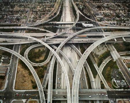 most unusual streets Los Angeles