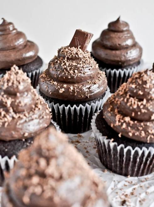 best chocolate cupcakes recipes 7