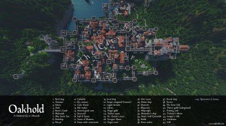 Minecraft City Maps List of City Maps in Minecraft