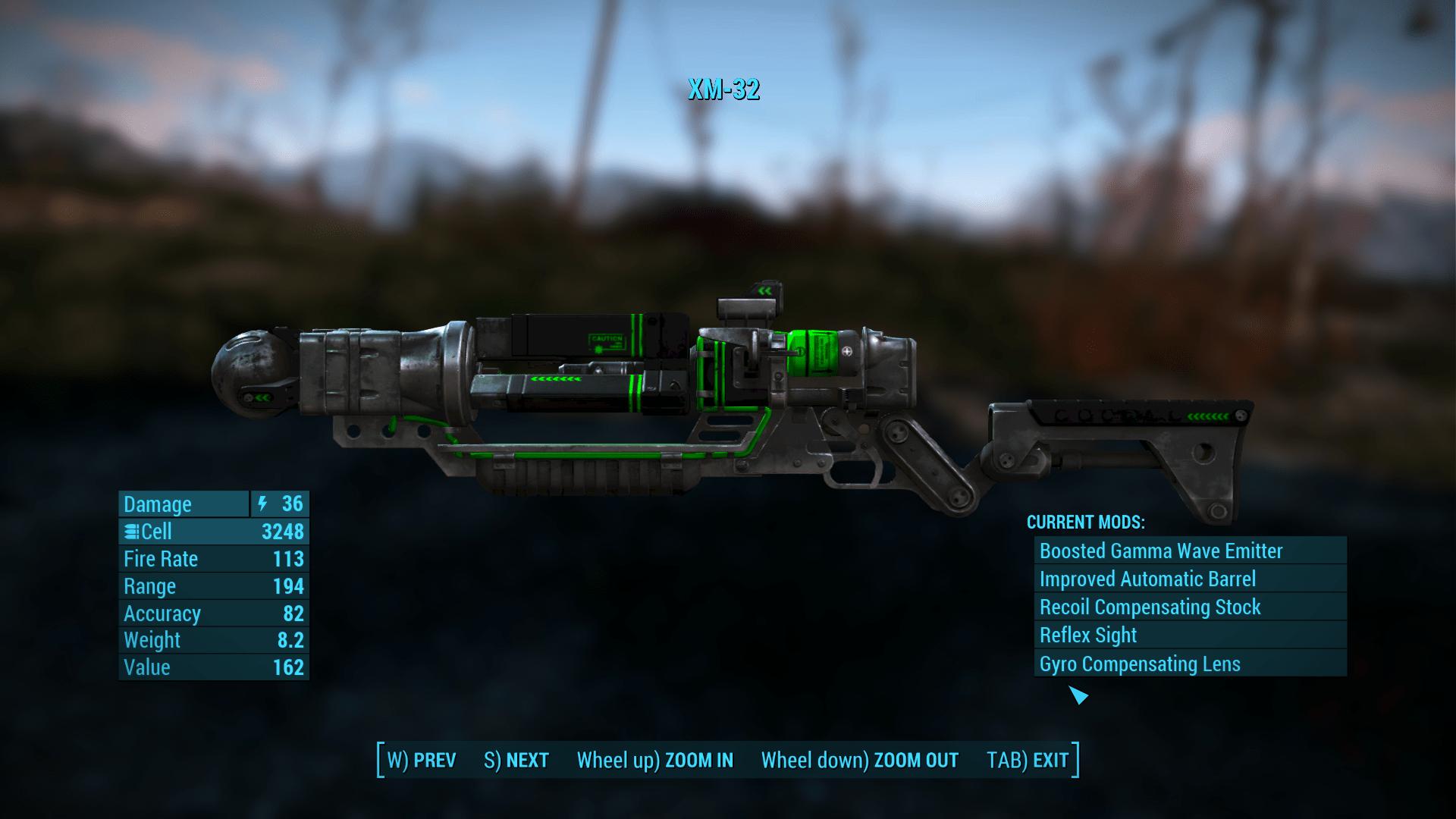 【トップセレクション】 Fallout4 武器 Mod - 最優秀ピクチャーゲーム