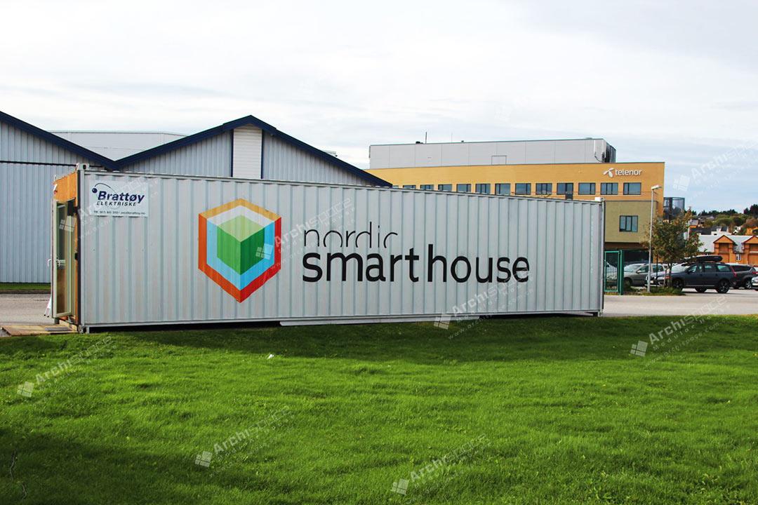 Modular Apartment – Smart House