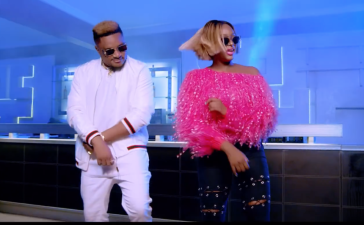 Masterkraft ft dj Cuppy Charged up video