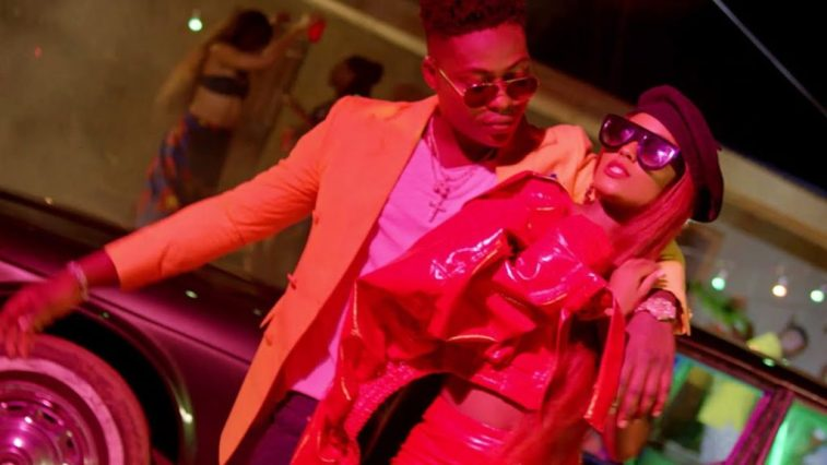 Vanessa Mdee Reekado Banks BAMBINO Audio + Video