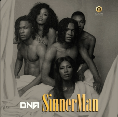 DNA SINNERMAN Mp3 Audio Dowan