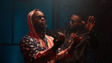 DJ Neptune ft Maleek Berry MY WORLD mp4