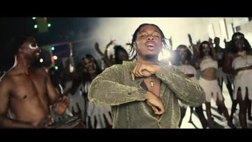 Runtown OH OH OH LUCIE Video