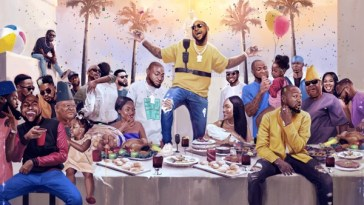 Davido SWEET IN THE MIDDLE