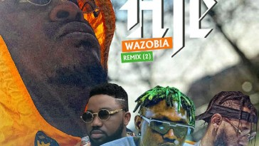 Jaywon AJE WAZOBIA Remix Part 2