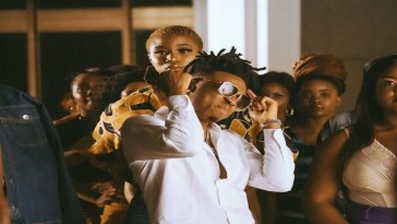 Mayorkun UP TO SOMETHING Video