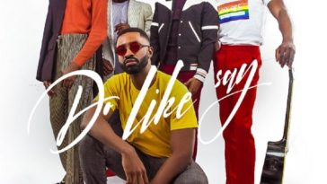 Ric Hassani DO LIKE SAY