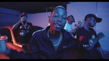 Lil Frosh 50 FIFTY Video