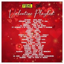 DJ Enimoney VALENTINE'S PLAYLIST Mix