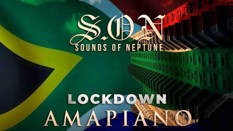 DJ Neptune SOUNDS OF NEPTUNE (Lockdown Amapiano Mix)