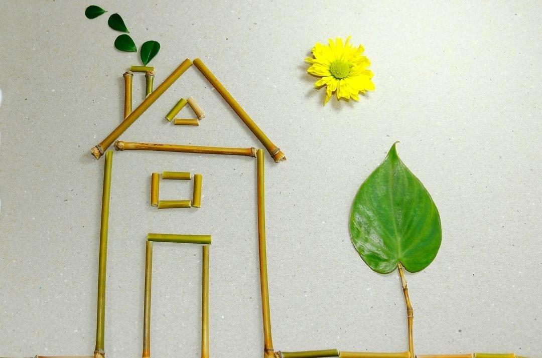 Image qui représente une maison éco responsable