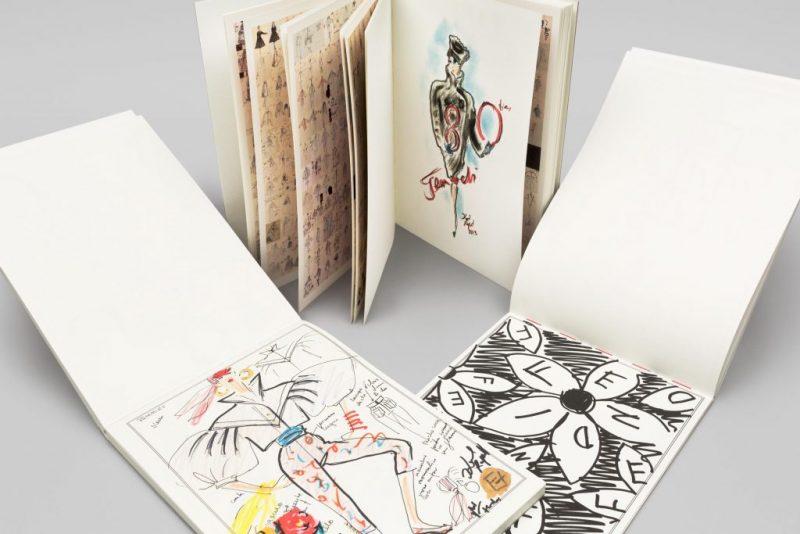 Dizionario della Moda Mame: Fendi. Il libro di Karl Lagerfeld.