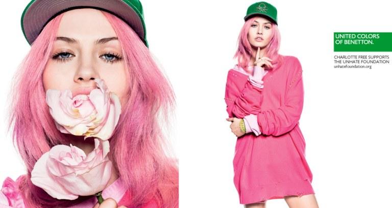 Benetton Campagna pubblicitaria Color