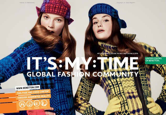 Benetton It's My Time