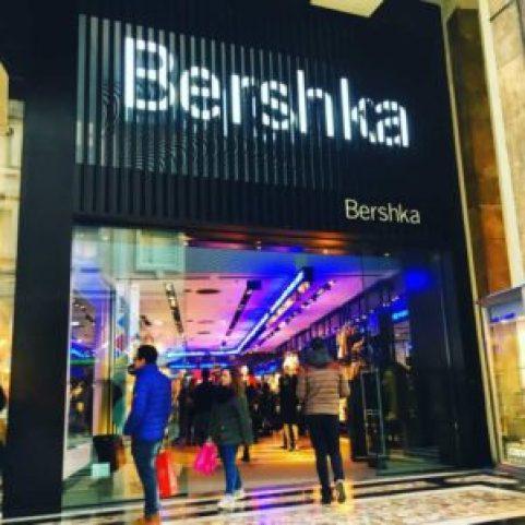 mame dizionario BERSHKA store in corso vittorio emanuele