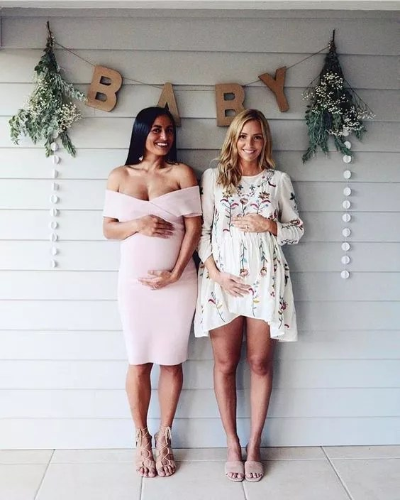 Moda Gestante 2022 Vestidos