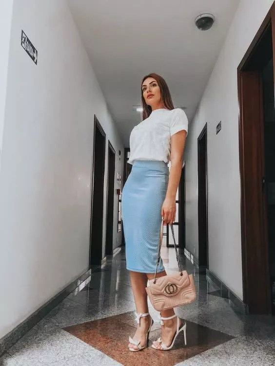 Look Executivo Feminino 2021