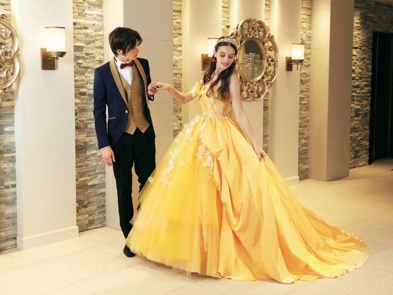 Vestidos para 15 anos Dourado