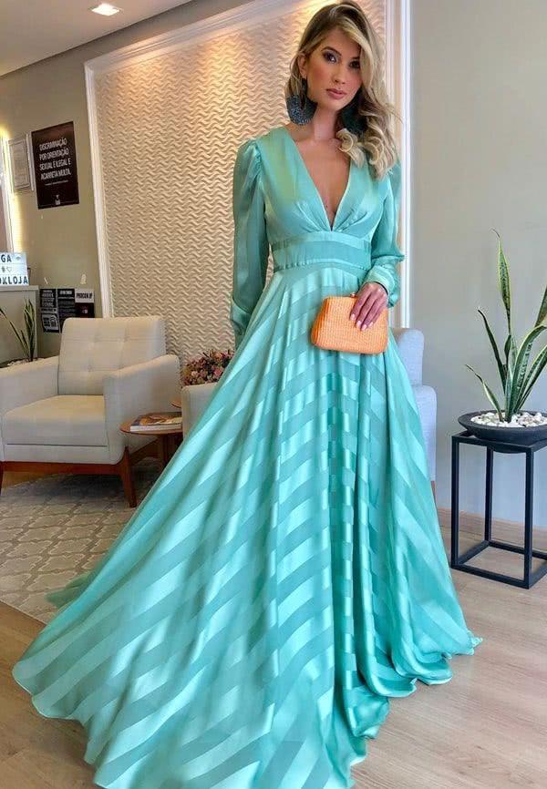 Vestidos Decotados 2021