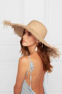 модные соломенные шляпы