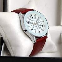 Bayan deri kol saatleri