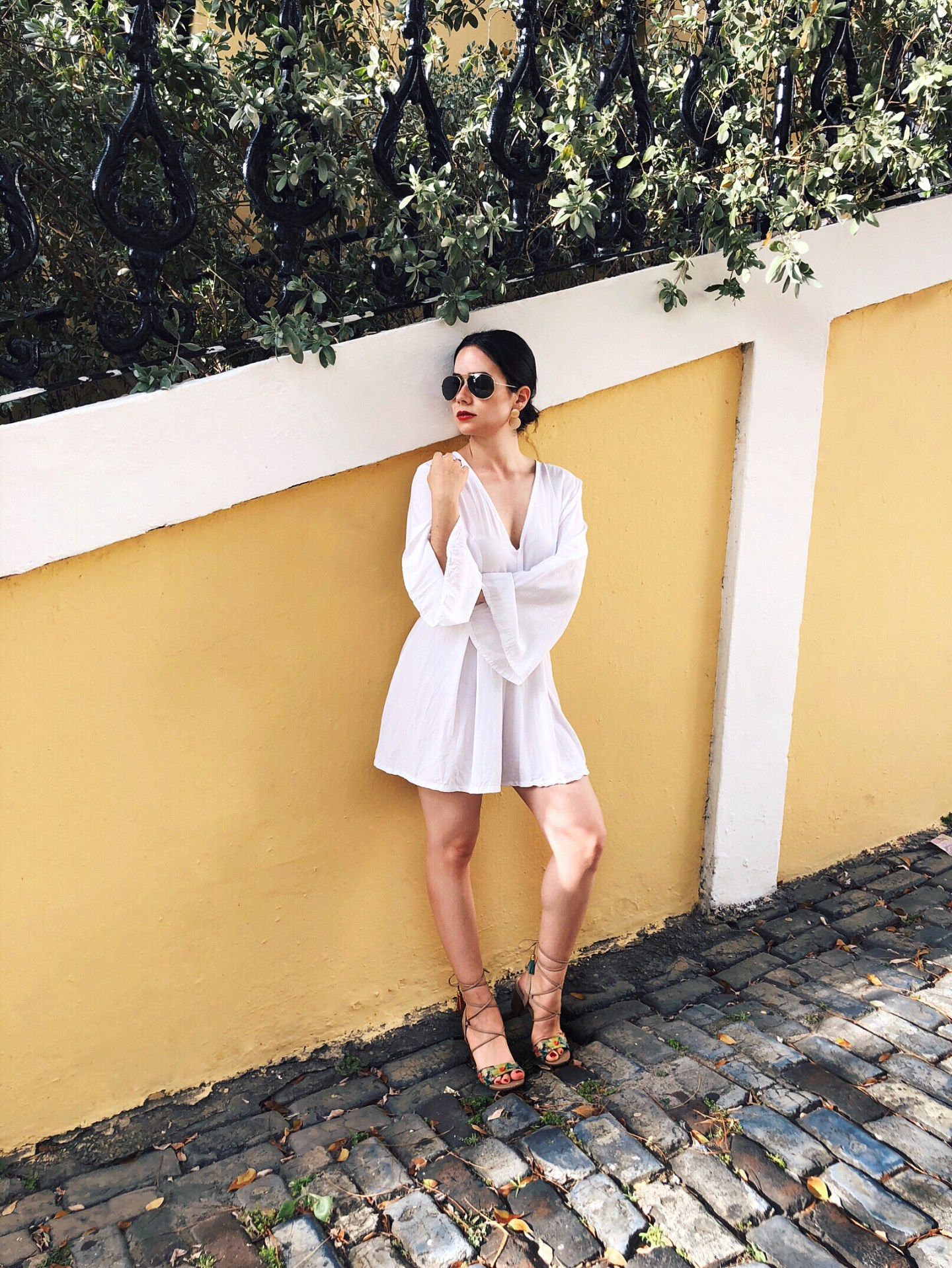 A Relaxed Weekend Look