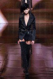 Kate Grigorieva - Donna Karan 2014 Sonbahar-Kış Koleksiyonu