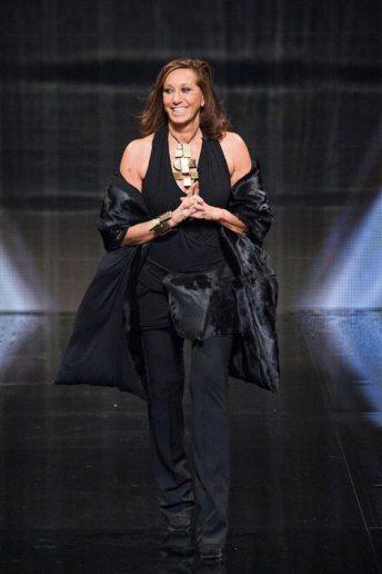 Donna Karan - Donna Karan 2014 Sonbahar-Kış Koleksiyonu
