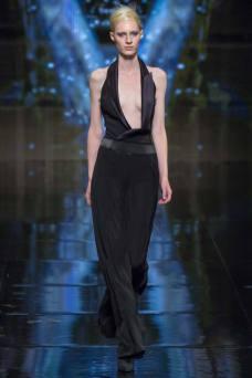 Julia Nobis - Donna Karan 2014 Sonbahar-Kış Koleksiyonu