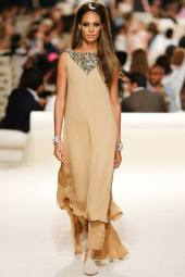 Joan Smalls - Chanel 2015 Resort