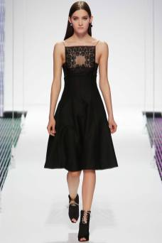 Emma Waldo - Christian Dior Resort 2015