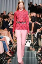 Rianne van Rompaey - Louis Vuitton Resort 2015