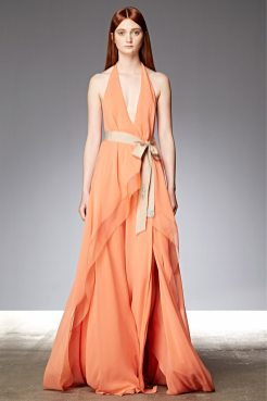 Sophie Touchet - Donna Karan 2015 Resort