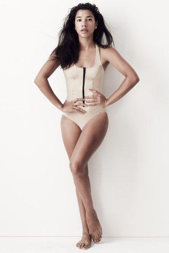 Hannah Bronfman - Lisa Marie Fernandez 2015 Resort