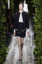 Josephine van Delden - Valentino 2014 Sonbahar Haute Couture