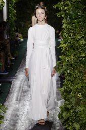 Clementine Deraedt - Valentino 2014 Sonbahar Haute Couture