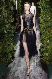 Anna Lund Sørensen - Valentino 2014 Sonbahar Haute Couture