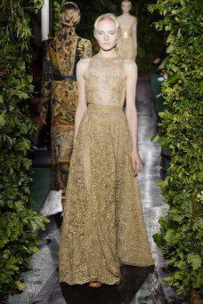 Maja Salamon - Valentino 2014 Sonbahar Haute Couture