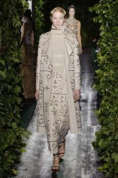 Nastya Sten - Valentino 2014 Sonbahar Haute Couture