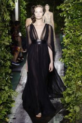 Mina Cvetkovic - Valentino 2014 Sonbahar Haute Couture