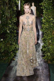 Maartje Verhoef - Valentino 2014 Sonbahar Haute Couture