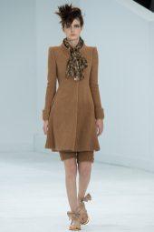 Zlata Mangafic - Chanel Fall 2014 Couture