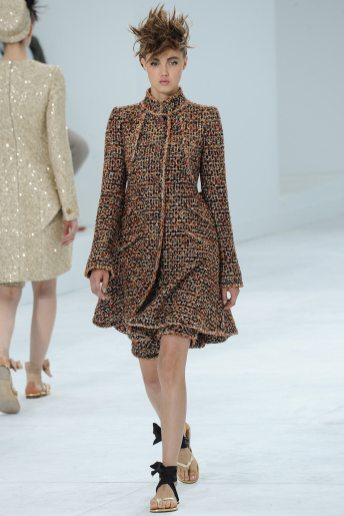 Lindsey Wixson - Chanel Fall 2014 Couture