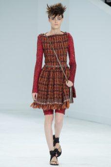 Kremi Otashliyska - Chanel Fall 2014 Couture