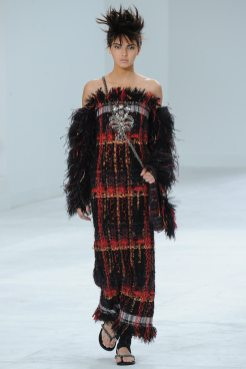 Kendall Jenner - Chanel Fall 2014 Couture